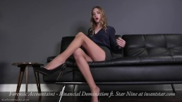 Forensic Accounting - Financial Domination - ft Star Nine Trailer