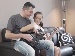Wanking In Classroom Fucking, OLD4K. Guitar hero Mature Teen Old/Young Step Fantasy