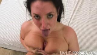 Manuel Ferrara Angela White Anal, Big Tit Slut Makes Manuel Cum 3 Times