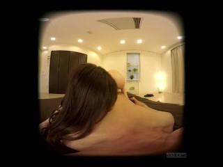 JAV VR Yuu Kawakami and Aki Sasaki Wife Swapping