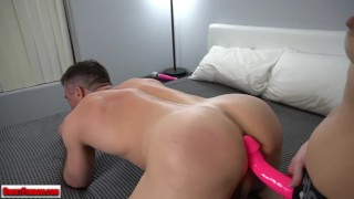 Preview 3 of Alex Coal Hot Ass Pegging