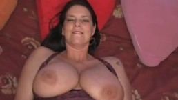 Carrie Moon showing off boobs and masturbation 2007
