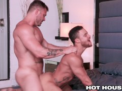 Sexy Ass Fuck With Big Daddy Austin Wolf & Beaux Banks