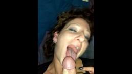 Sexxycandyxxx cum swallow ...yummy