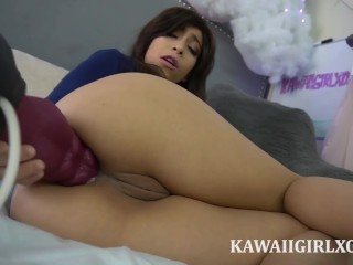 Massive Anal Creampie From Nova The Breeder – Huge Bad Dragon
