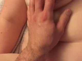 Teen taking hard Cock!