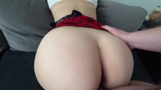 Ass has schoolgirl sex big butt view
