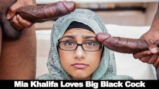無料ポルノ - Bangbros-Mia Khalifaは彼女のフムスをリコストロング チャーリーマックと共有します