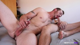 NextDoorRaw Big Dick BAREBACK For Cute New Roomie