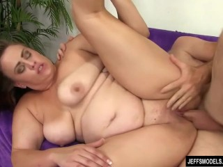 Stockings anal pussy sex