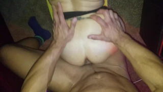 What asshole cum strangers a slut total hotwife her filthy inside gangbang big