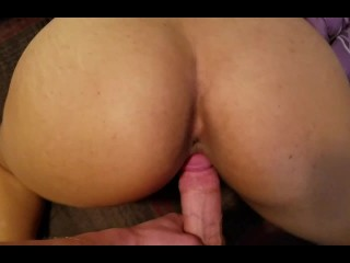 I LOVE HIS COCK IN ME- CREAMPIE