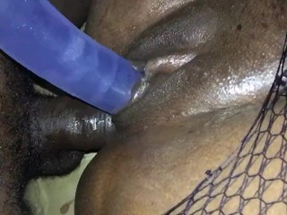 She wanted me to watch her fuck herself