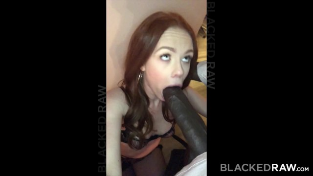 Blackedraw euro girl finally gets to try out mandingo - 3 part 6