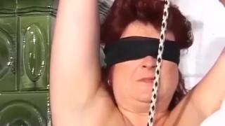 German pierced stepmom extreme mature ass