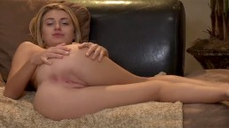 FACT: Natalia Starr is '2nd To None'; Watch This Perfect Teen Fuck Herself!