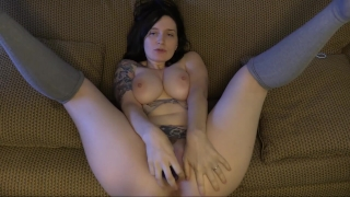 Bettie Bondage - Mom's Hot Friend Fucks You Cum pussy