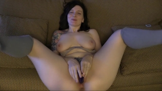 Bettie Bondage - Mom's Hot Friend Fucks You Big lesbo