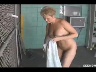 Step dad fucks horny stepdaughter