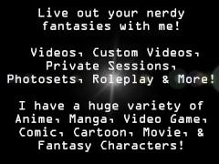 Cosplay Fantasy Hentai Porn Compilation