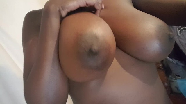 Love playing with my boobs