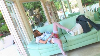 Babysitter with snooping moms fucks haze jenna toy plays dad sex tiny snooping