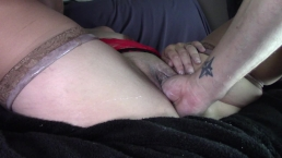 submissive hot milf pussy properly fisted and played with by husband