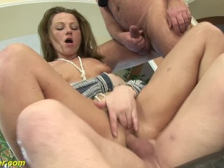 skinny moms first double penetration