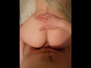 Young girlfriend pov sex