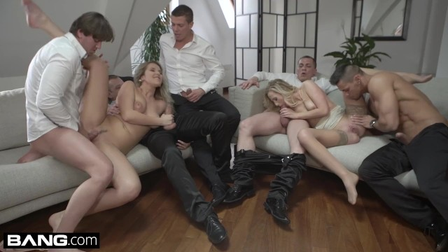 Nikki reed naked Glamkore - vinna nikky take on five guys for a group fuck