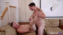 NextDoorRaw I Kicked Him Out 2 BAREBACK My College Roomie