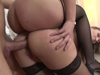 Sexy Stocking Porn Free Fucking, Teens Party Blonde Brunette Hardcore Toys anal Teen Small Tits Thre