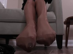 The Elusive Bottom - Femdom POV Hypnosis Foot Fetish - TRAILER