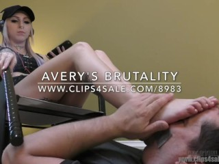 Avery's Brutality - (Dreamgirls in Socks)