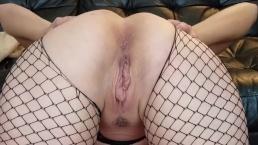 Queefing closeup meaty pussy - Vanessa Cox