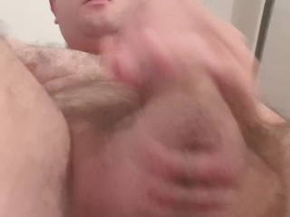 Male Orgasm Contractions
