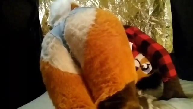 female fursuit porn