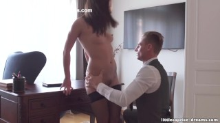 Alina interview job caprice mistreated  during little part henessy bravo czech