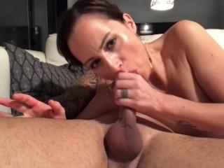 I Eat ALL Cum of Cock – Cum Clean Up