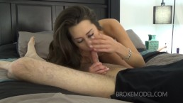 Crazy Broke Model London Lynn Scream From Getting Her Ass Fucked Too Hard!