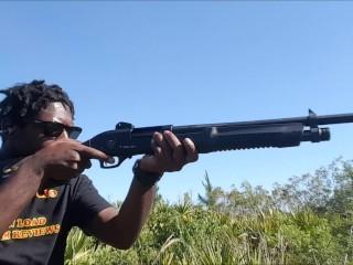 EMPEROR MTP12 SHOTGUN - 12 GAUGE MADNESS!!!!