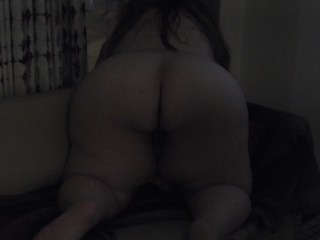Bbw Pawg Dildo Fucked Until She Squirts In Las Vegas
