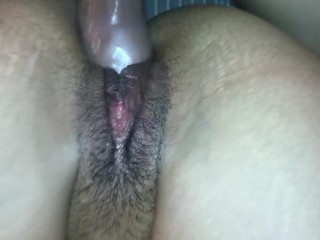 Hairy Pussy Squirting