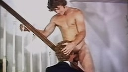 Lee Marlin in Vintage Gay Porn Scene from Nova's HOUSE CALLS (1980)