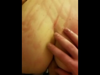 Tinder date fucked branded and cum blasted