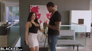 Famous by blacked latina rapper gets curvy dominated a latina creampie