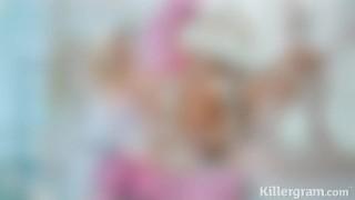 Killergram Chessie Kay & Chantelle White are 2 slutty nurses craving cock