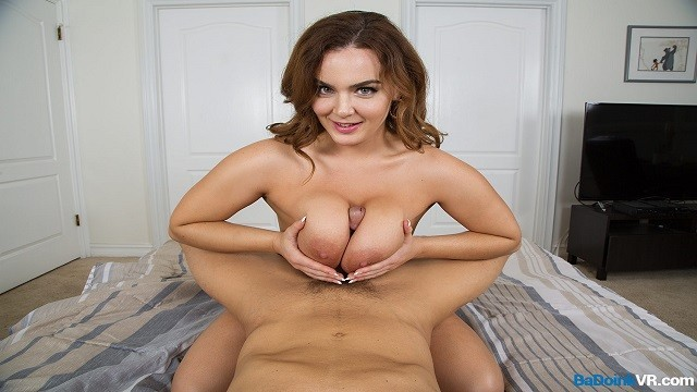 BaDoinkVR.com Busty Babysitter Natasha Nice Takes Care Of You