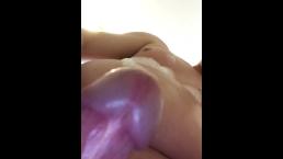 Ein geiles Schaumbad