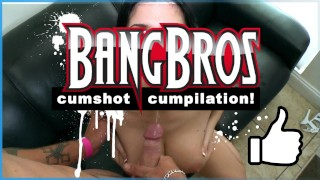 BANGBROS - Slow Motion Cumshot Cumpilation Video! Fuck Yeah!